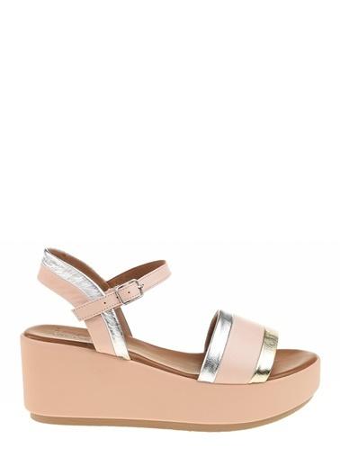 İnci Sandalet Pembe